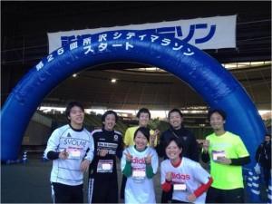 所沢シティマラソン大会